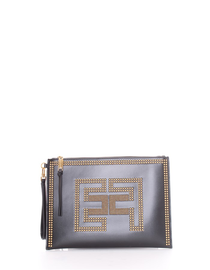ELISABETTA FRANCHI Envelopes Black