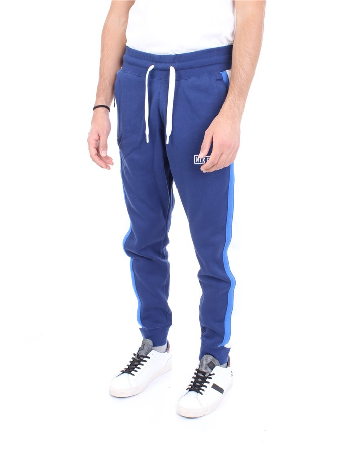 NIKE Trousers Blue