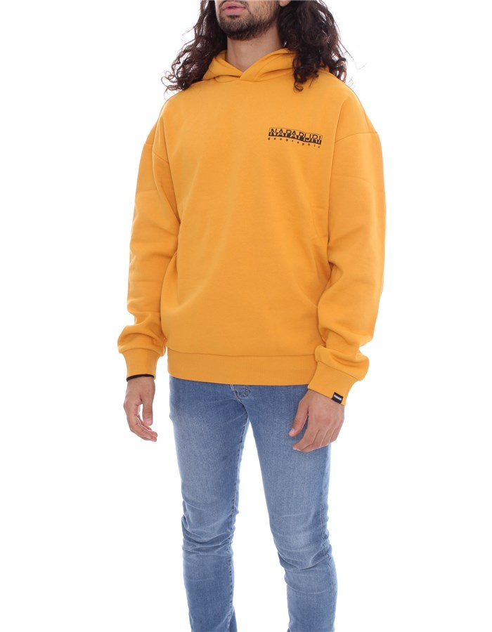 NAPAPIJRI Sweatshirt Yellow