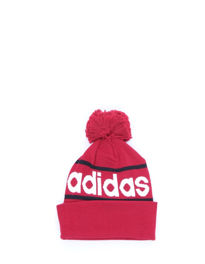 ADIDAS Hat Bordeau