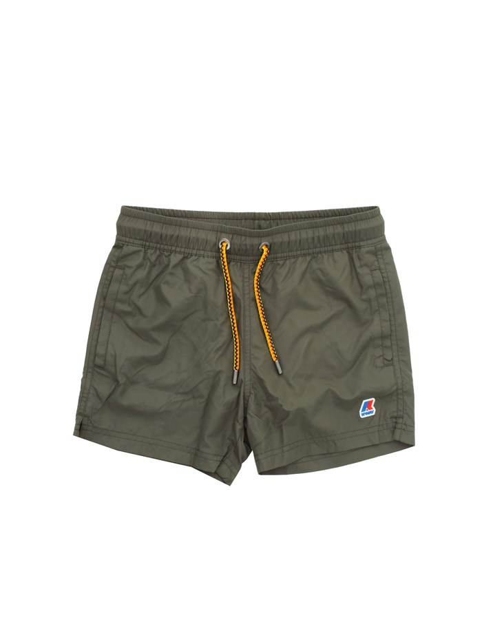 KWAY Swimsuit Military