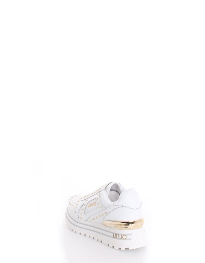 LIU JO Sneakers  low Women BF0077PX0870 2
