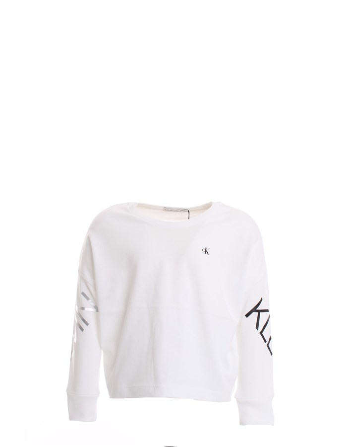 CALVIN KLEIN Long sleeve White