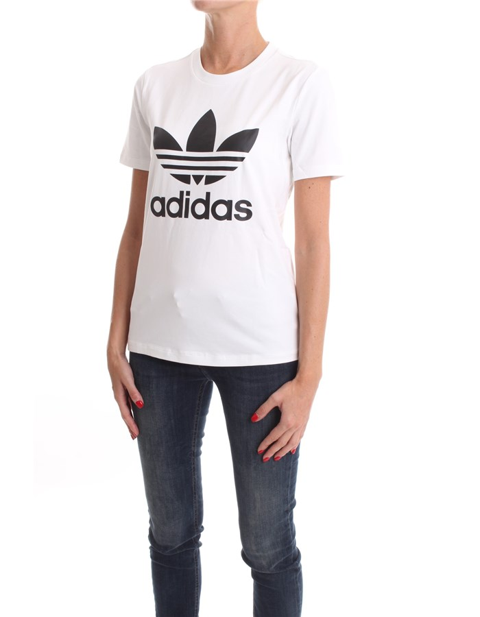 ADIDAS T-shirt Short sleeve Women FM3306 1