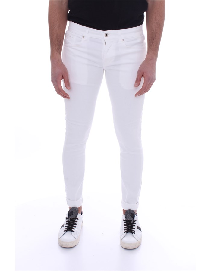 DONDUP Jeans White