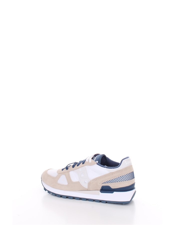 SAUCONY Trainers white
