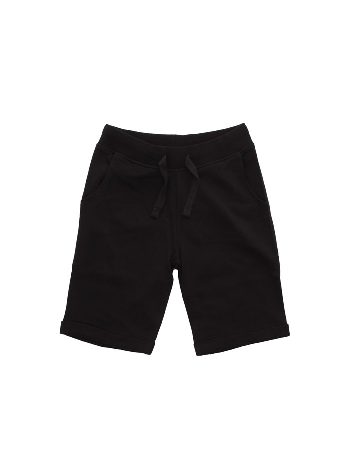 GUESS Shorts  To the knee L93Q25K5WK0 Black