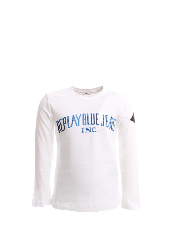 REPLAY Long sleeve White