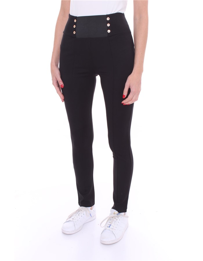 LIU JO Leggings Black