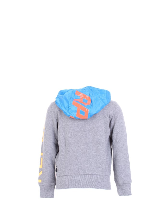 REPLAY Sweatshirt Grey