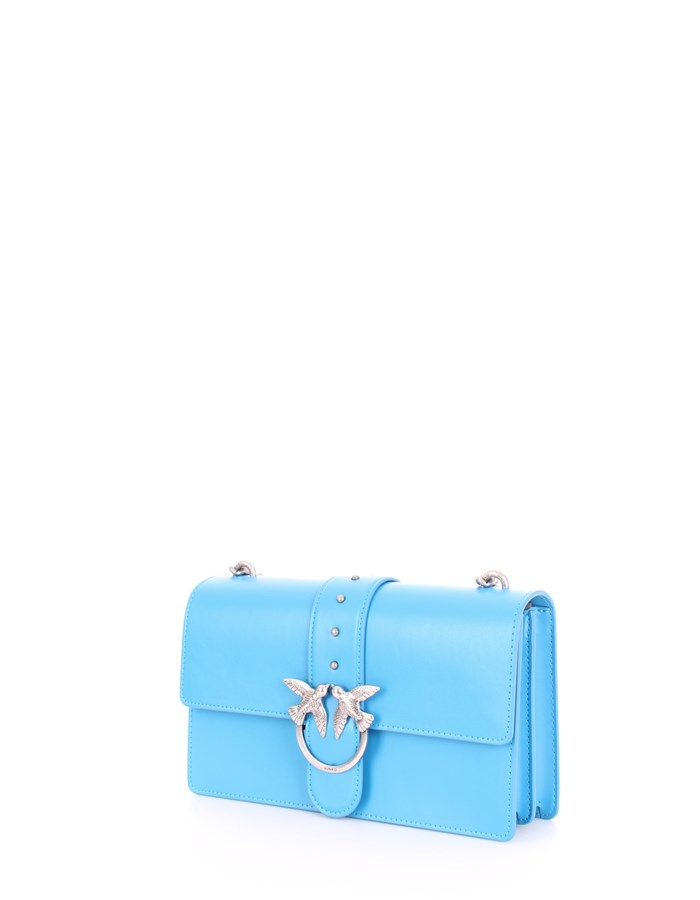 PINKO Bag Light blue