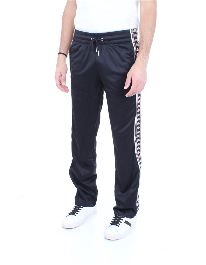 ELLESSE Trousers Black green