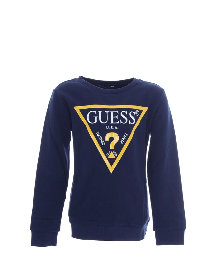 GUESS Crewneck  Blue