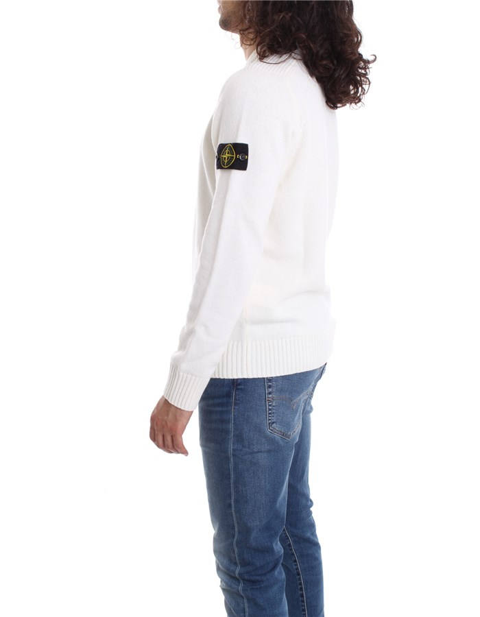 STONE ISLAND Knitwear Sweater Men 7315552A3 4