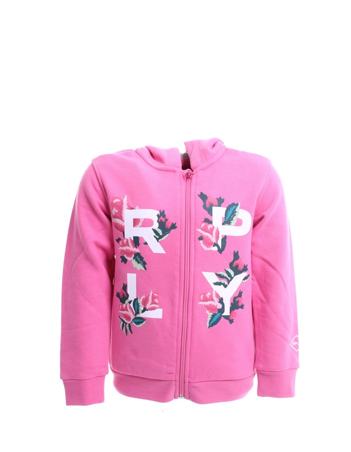 REPLAY Sweatshirt Rose