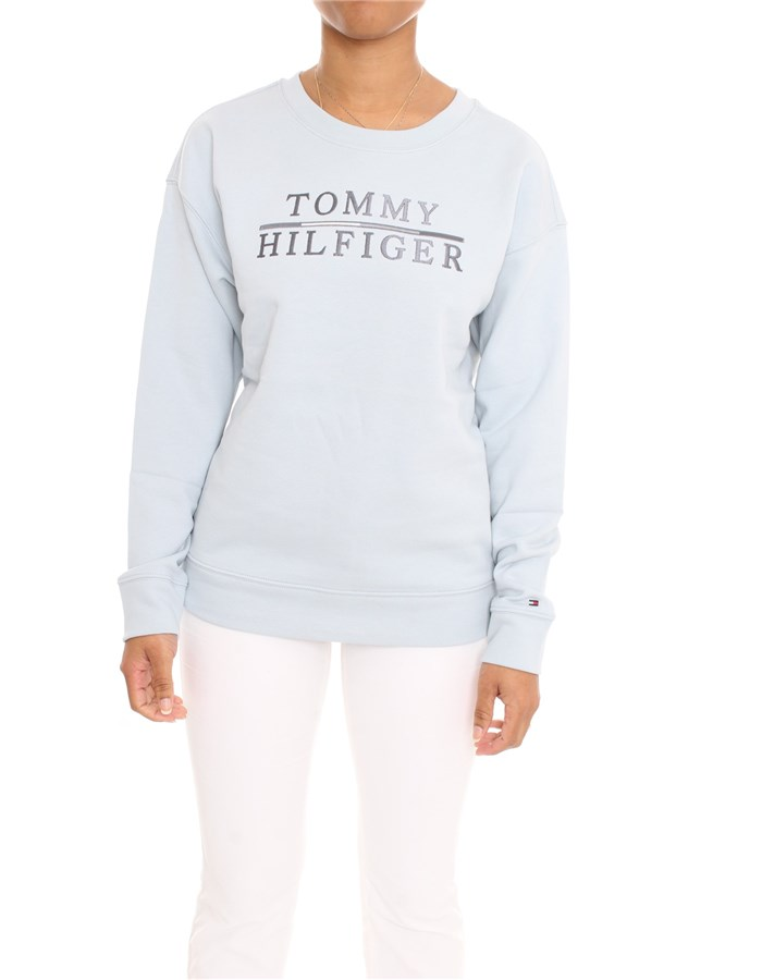 TOMMY HILFIGER  Sweatshirt WW0WW29246 White