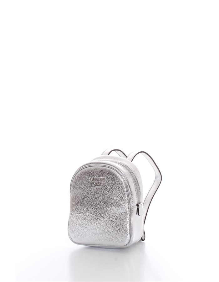 GUESS Backpacks Silver