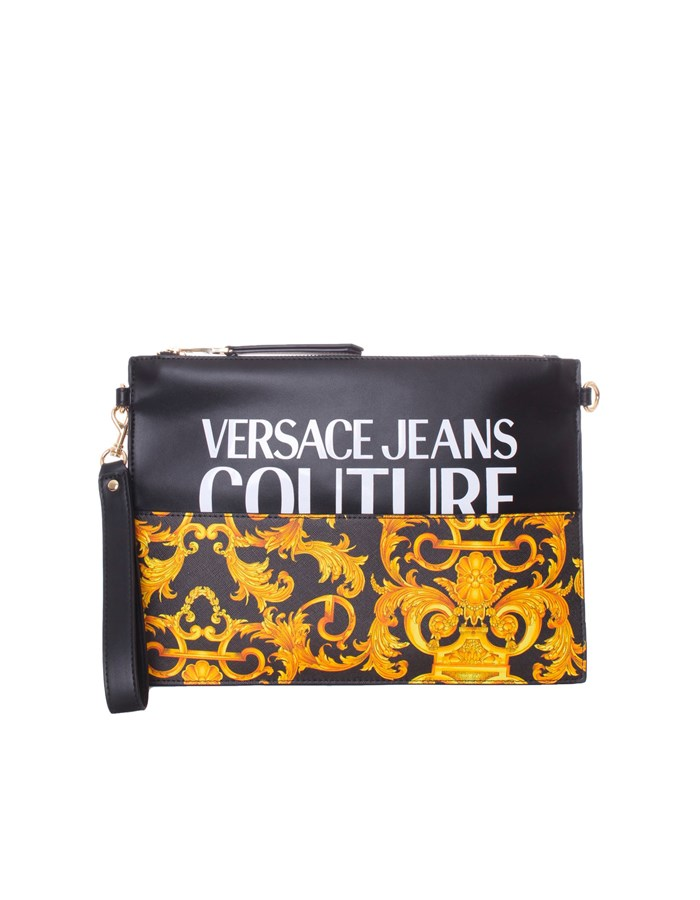VERSACE Envelopes Black