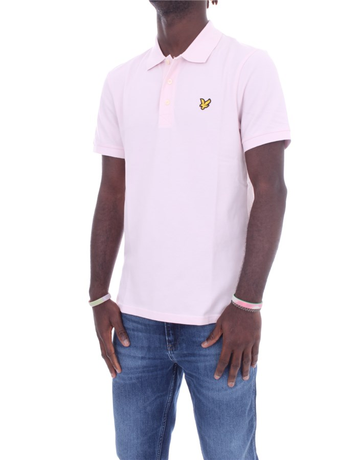 LYLE & SCOTT Vintage Short sleeves Rose