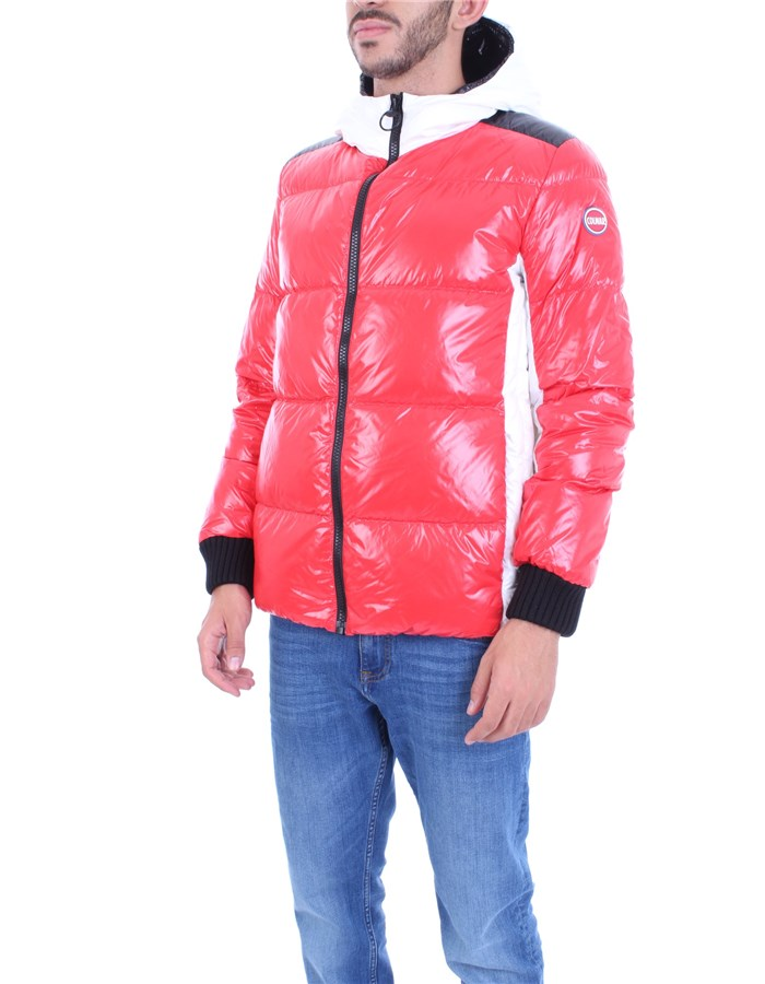 COLMAR Coat red