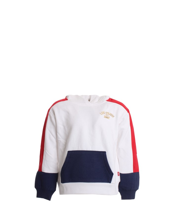 LEVI'S Hoodies White