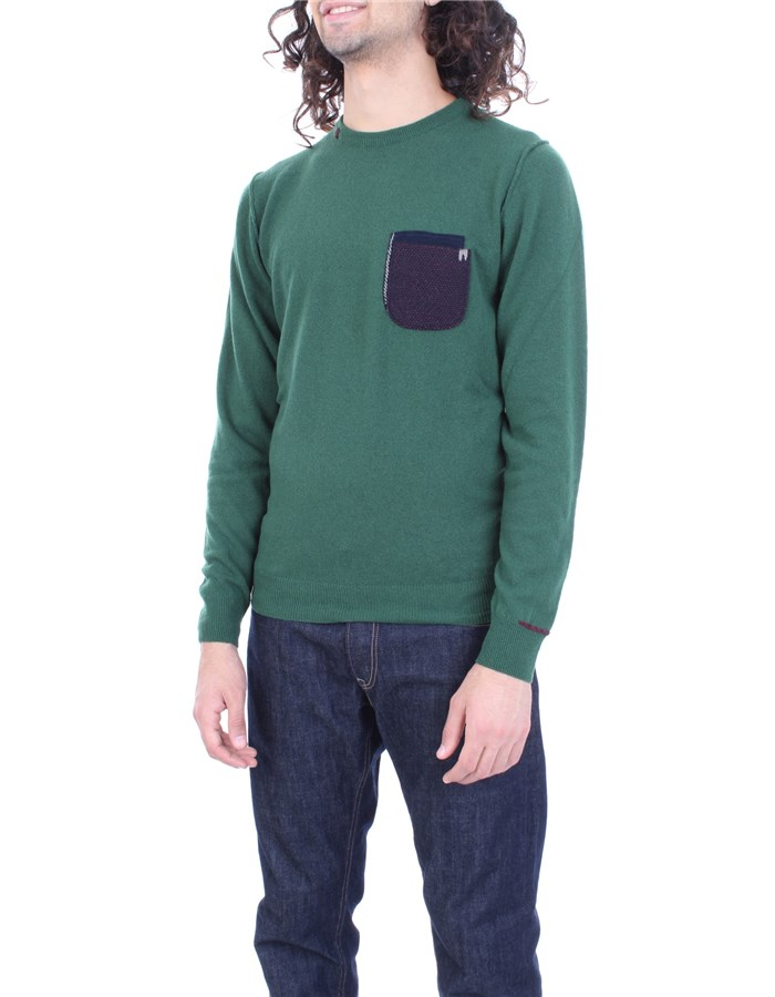 BECOME Sweater Green