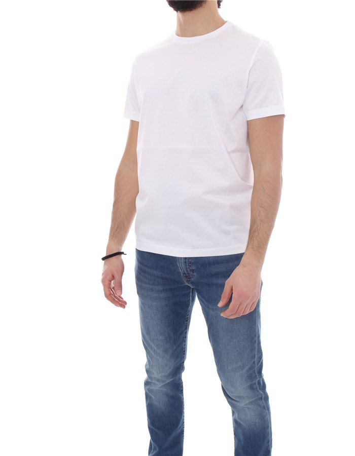 ALESSANDRO DELL'ACQUA Short sleeve White
