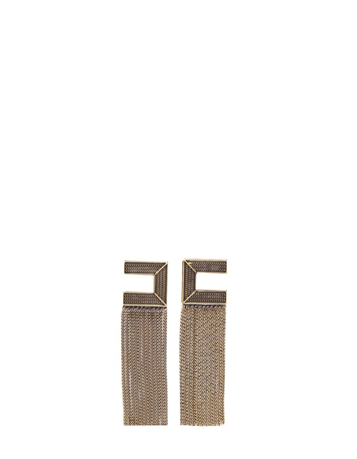 ELISABETTA FRANCHI Earrings Gold