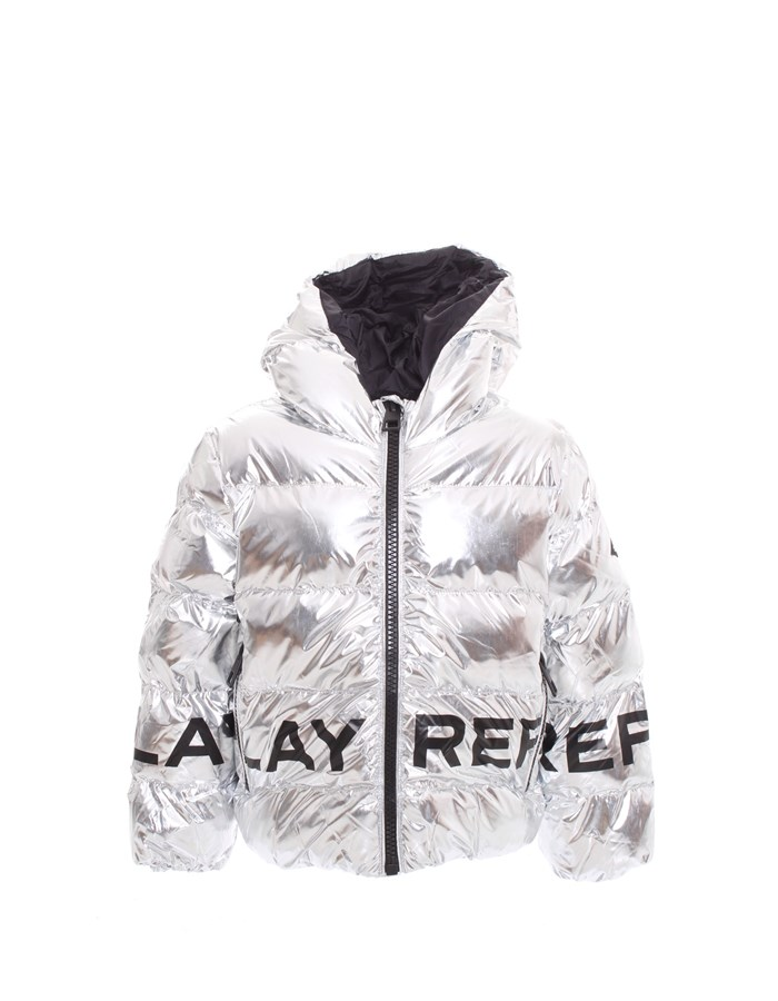 REPLAY Jacket Silver