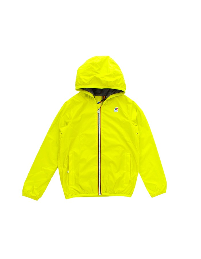 KWAY Jacket lime