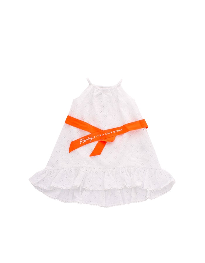 REPLAY KIDS Short White