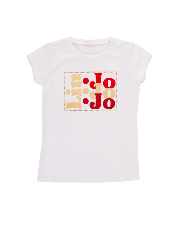LIU JO T-shirt White Red