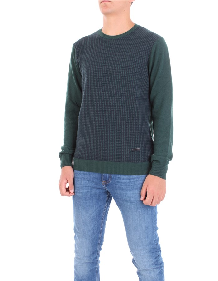 ALESSANDRO DELL'ACQUA Sweater Blue green
