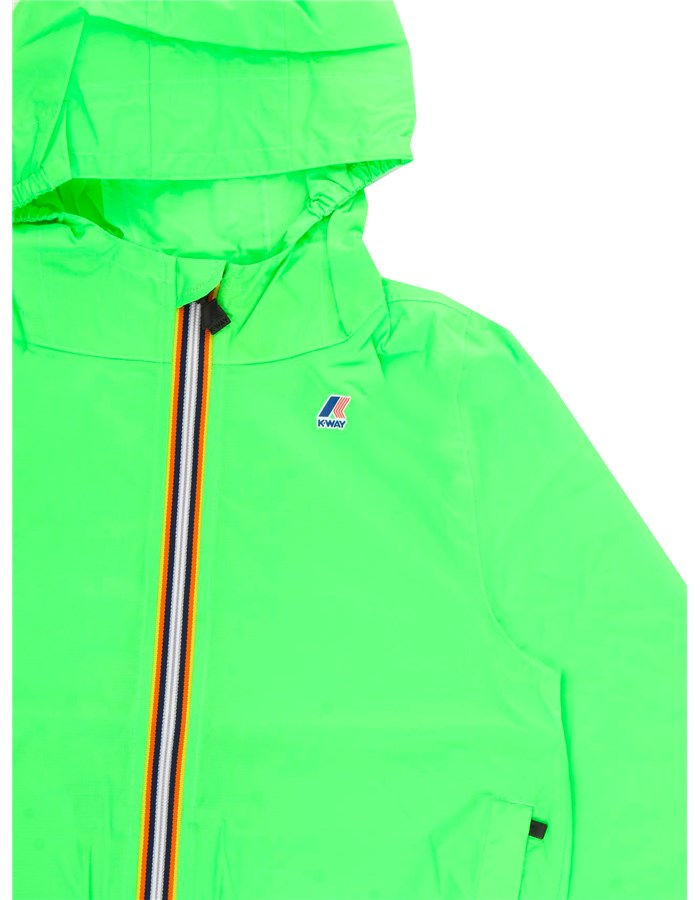KWAY Short Green