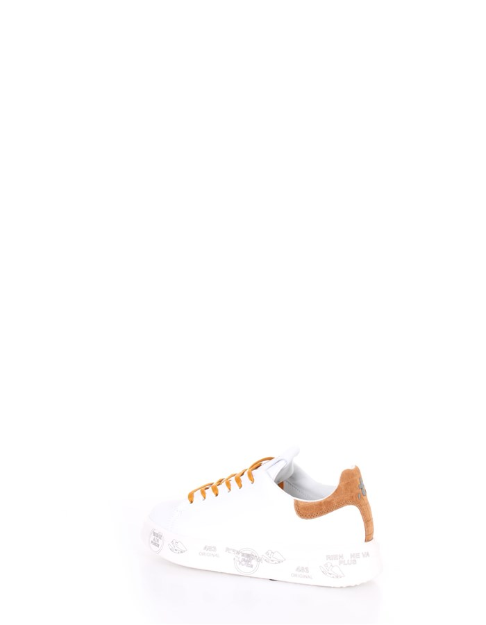 PREMIATA  low White crock