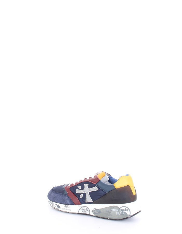 PREMIATA Sneakers Blue bordeaux