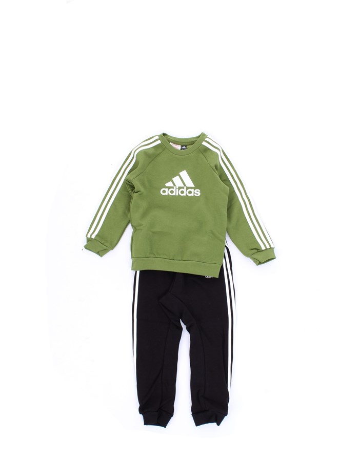 ADIDAS Suit Green Black