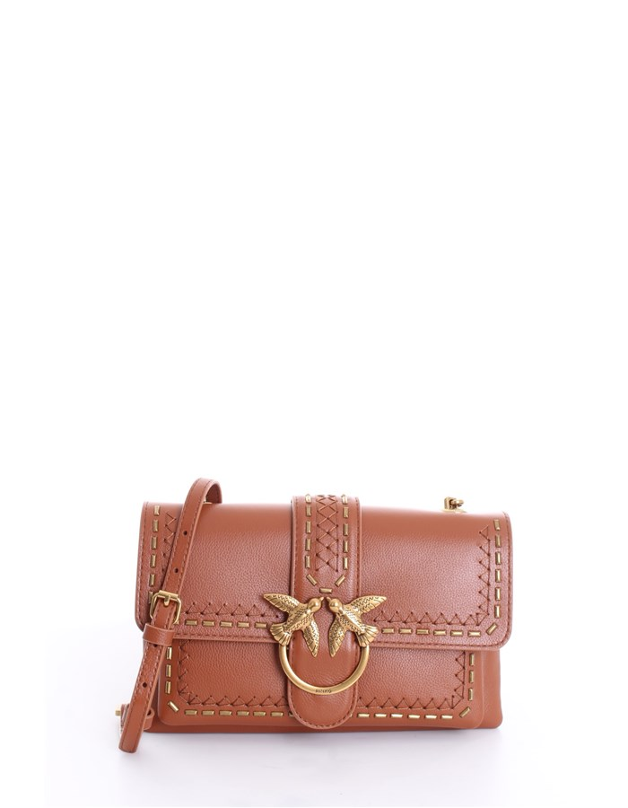 PINKO Bag Cognac