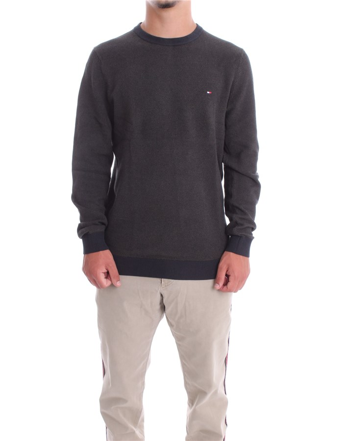 TOMMY HILFIGER Sweater Dark green