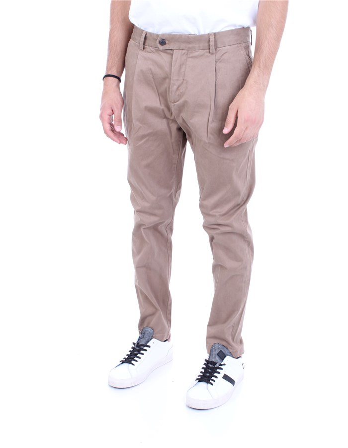 REPLAY Trousers Camel