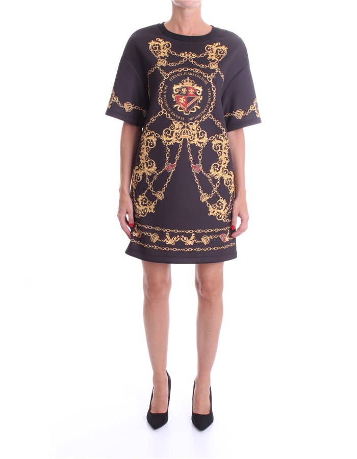 VERSACE Dress Black