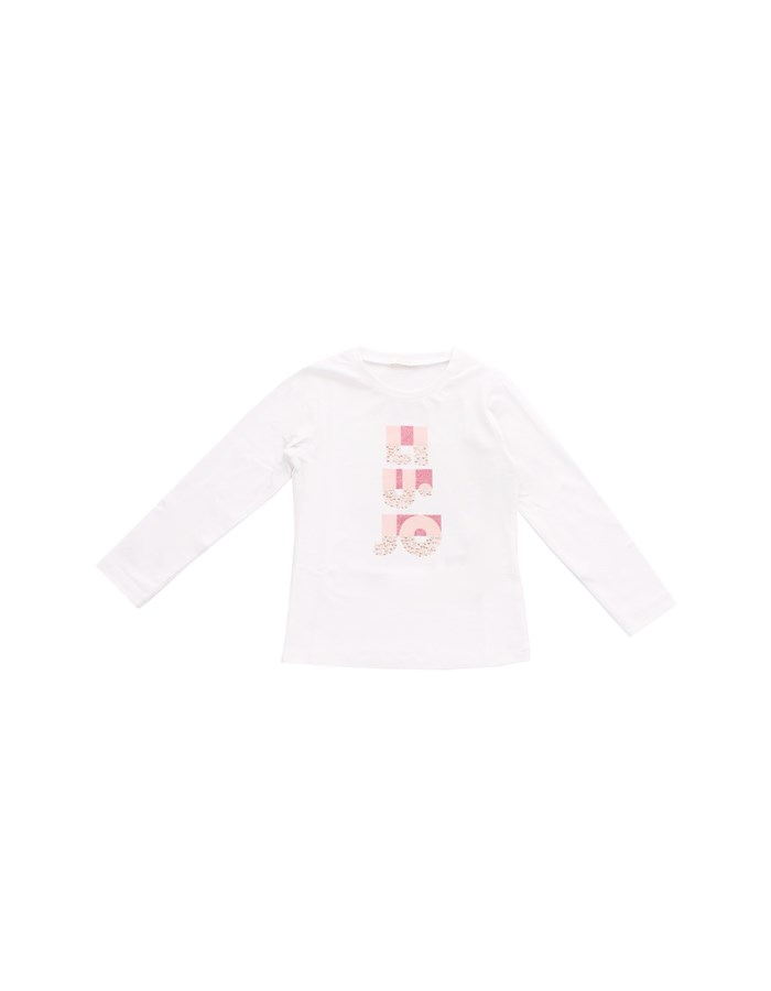 LIU JO Long sleeve White gold