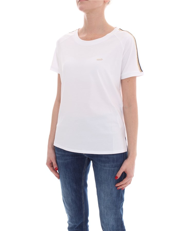 LIU JO T-shirt Short sleeve Women TA1146 J5003 1