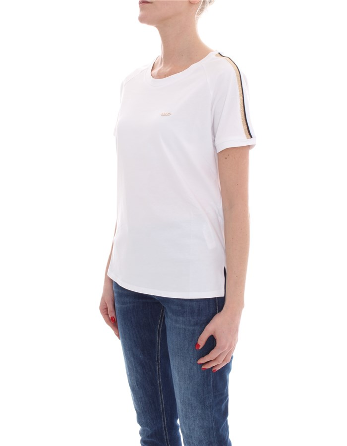 LIU JO T-shirt Short sleeve Women TA1146 J5003 2