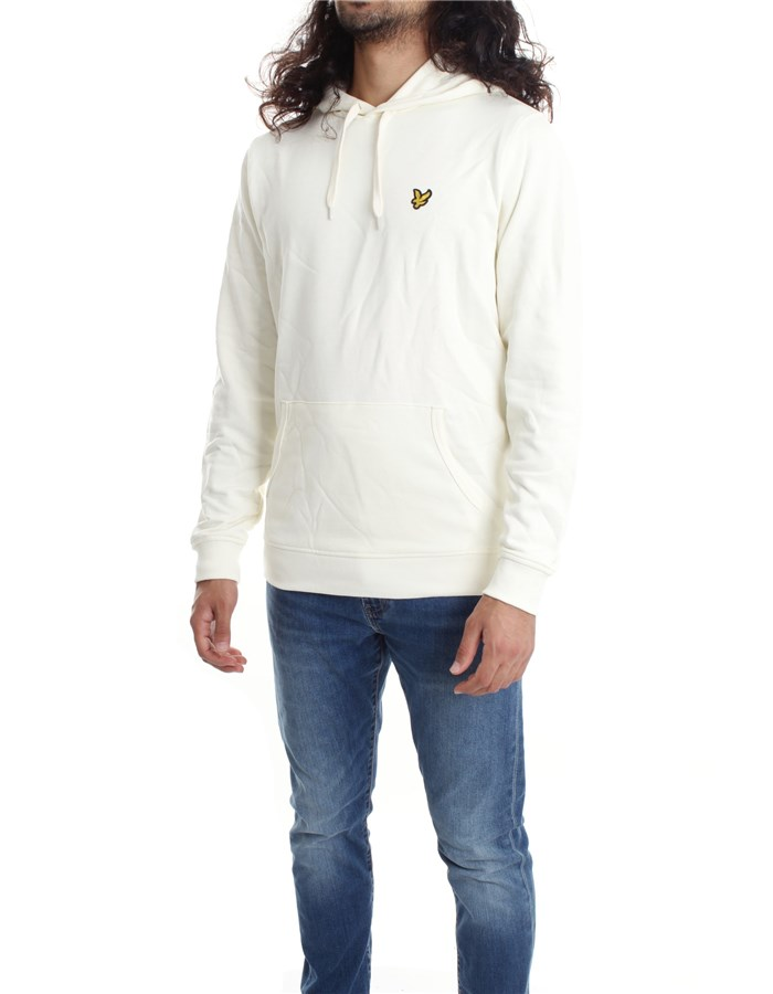 LYLE & SCOTT Vintage Hoodies Milk