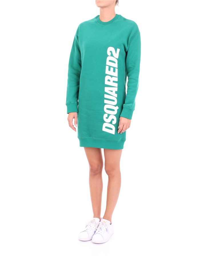 DSQUARED2 Sweatshirt Green