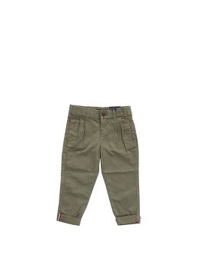 TOMMY HILFIGER Pants Green