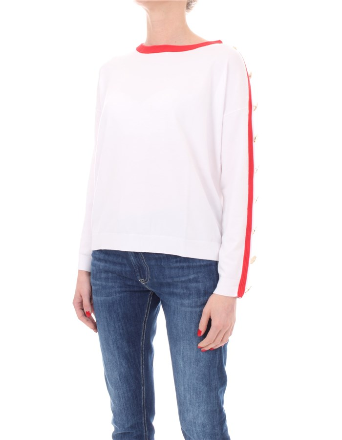 LIU JO Sweater White