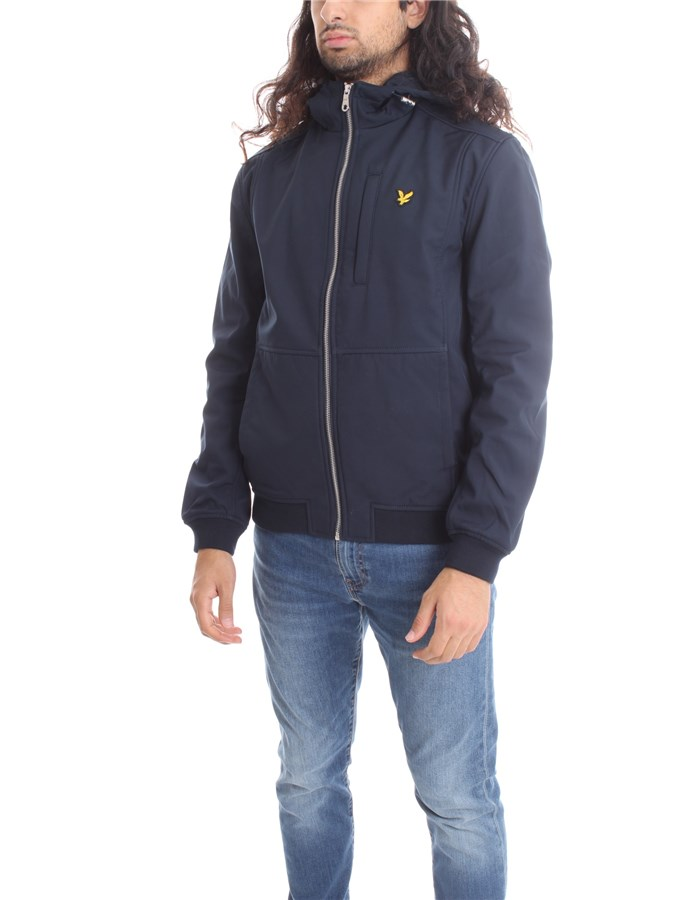 LYLE & SCOTT Vintage Jacket Navy