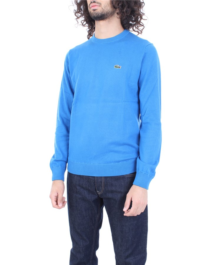 LACOSTE Sweater Light blue